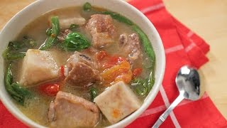 Download Filipino Sinigang w/ Pork Ribs - Pai's Kitchen! Video