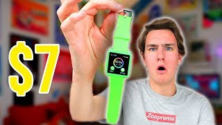 Download Testing The Cheapest Smartwatch on Amazon Video