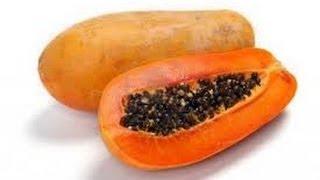 Download No tiren las semillas de papaya Do not throw the seeds of papaya Video