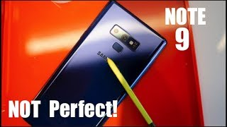 Download 5 BIGGEST Problems With The Galaxy Note 9! Video