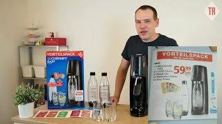 Download Sodastream Easy Test Review / Pro und Kontra des Wassersprudlers Video