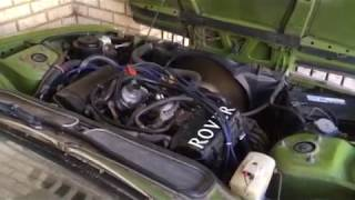 Download Rover SD1 Avocado Green, new spark plugs. Video