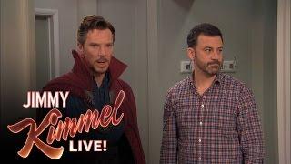 Download Jimmy Kimmel Hires Dr Strange Video
