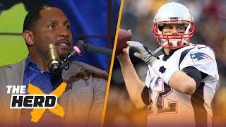Download Ray Lewis explains how the Belichick-Brady 'rift' happens in every locker room | THE HERD Video