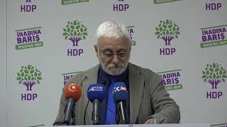 Download Saruhan Oluç: TOMA'larla birlikte Süleyman Soylu ve Ethem Sancak'ı da hibe etseydiniz Video