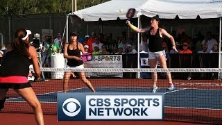 Download 2016 PRO Women's Doubles GOLD Match - Minto US Open Pickleball Championships - CBS Sports Network Video