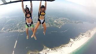 Download GoPro: Helicopter Skydive Video