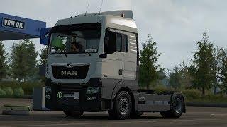 ETS2 1 30 ProMods 2 25 Scania 124L Huesca - San Sebastian