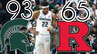 Download MSU VS Rutgers FULL GAME 1.04.17 Video