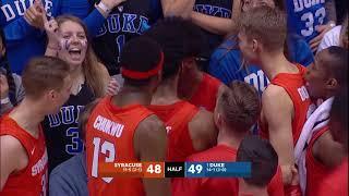 Download Highlights | Syracuse vs. Duke Video