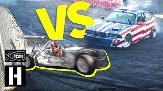 Download Sh*tcar vs ShartKart Drag Race! Who is Faster? Video