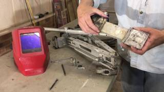 Download Learn An Old Timer's Secrets To Mig Weld Aluminum Without A Spoolgun Video