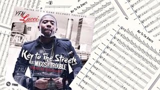 Download Key To The Streets - YFN Lucci - Band Arrangement Video