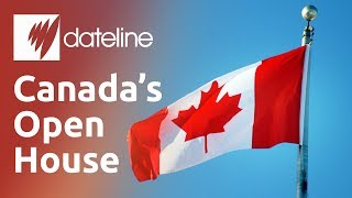 Download Why Canada opened its borders and homes to refugees Video