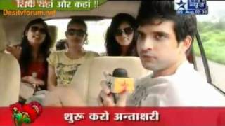 Download Lonavala Mein Karan and kritika and additi gupta Ki Masti Part 1 on SBS 05 august 2011 Video