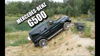 Download 2019 Mercedes-Benz G500 (ENG) - Test Drive and Review Video