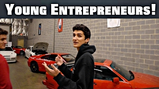 Download How To Be Successful In Business As A Young Entrepreneur! Video