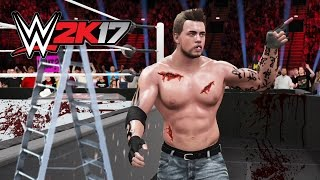 Download WWE 2K17 - ULTIMATE BLOODIEST MATCHES!! WWE 2K17 MY CAREER MODE EP 7! (WWE 2K17 Gameplay) Video