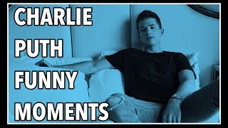 Download Charlie Puth - Funny moments Video