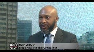 Download Osita Chidoka addresses South East leaders controversy over Peter Obi as Atiku's VP Video