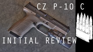 Download CZ P-10 C Initial Review (And Rebuttal to Larry Vickers) Video