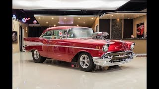 Download 1957 Chevrolet Bel Air For Sale Video