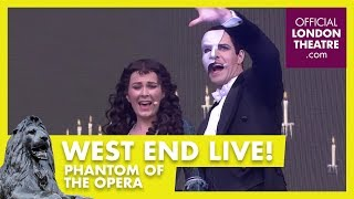 Download West End LIVE 2018: The Phantom Of The Opera Video