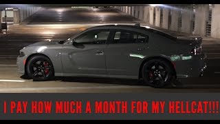 Download Organik vlog: how much I pay a month and did I lease or finance my HELLCAT!! Video