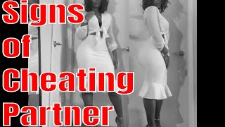 Download 4 signs your partner is cheating on You Video