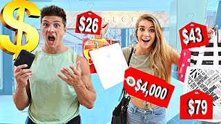 Download Buying My Girlfriend ONE Thing From EVERY Store In The Mall Video