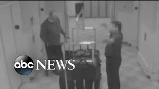 Download Hotel surveillance video shows Las Vegas gunman days before massacre Video