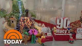 Download Preview Of Macy's Thanksgiving Day Parade Floats | TODAY Video