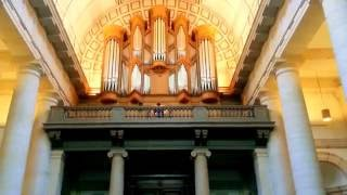Download Pirates of the Caribbean - Davy Jones's theme cover church organ by Grissini Project Video