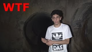 Download WE MADE IT TO THE END OF THE HAUNTED TUNNEL!! (WTF) | FaZe Rug Video