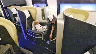 Download Incredible FIRST CLASS Seats!! Video