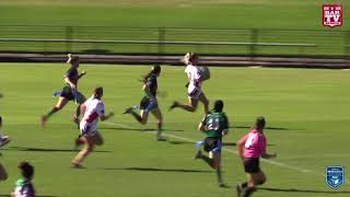 Download 2018 Newcastle RL - LLT Round 11 Highlights - Western Suburbs v South Newcastle Video