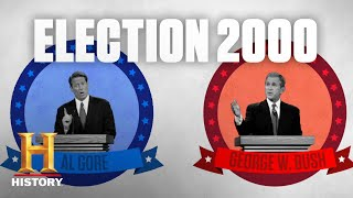 Download How the U.S. Supreme Court Decided the Presidential Election of 2000 | History Video