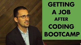 Download Getting a Job After My Coding Bootcamp Experience: Tom of Dev Bootcamp Video