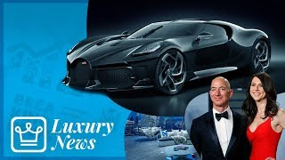 Download Bezos Divorce, Apple Electric Car Cancelled, New Most Expensive Car, Hotel Room and More Video