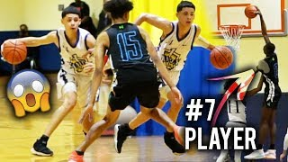 Download 6'3 Emmanuel Maldonado Gets SHIFTY Vs #7 Player In The Country Moussa Diabate! 1Family vs NightRydas Video