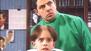 Download Hair by Mr Bean of London | Episode 14 | Widescreen Version | Classic Mr Bean Video