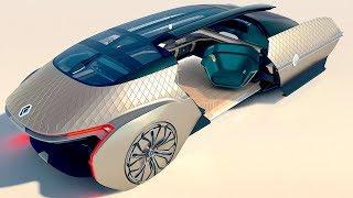 Download Renault Self Driving Car Doors Demonstration Video World Premiere Autonomous Car Renault Ez Ultimo Video