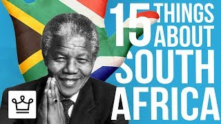 Download 15 Things You Didn't Know About South Africa Video