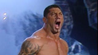 Download FULL-LENGTH MATCH - SmackDown - Batista vs. King Booker - World Heavyweight Championship Video