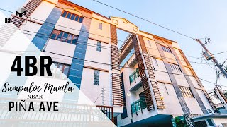 Download [Sta. Mesa] Classically Styled Townhouse for Sale in Sta. Mesa Video