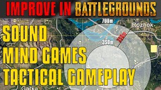Download Sound, Tactical Gameplay & Mind Games   PUBG #1 Video