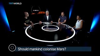 Download Should Humanity Colonise Mars? Video