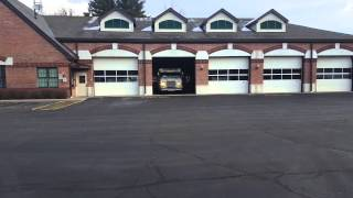 Download North Queensbury Vol. Fire responding to a structure fire! Audio included (2/11/16) Video