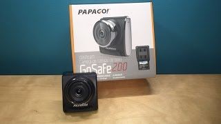 Download Papago GoSafe200 Dash Cam Review, Unboxing, & Test! Video