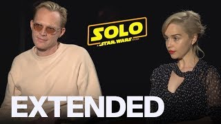 Download Paul Bettany Ribs Emilia Clarke For Her Bad Chewbacca Impression | EXTENDED Video